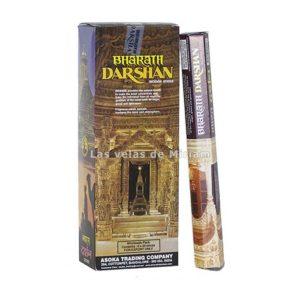 Incienso Bharath Darshan 120 varillas
