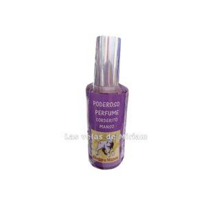 Perfume Brasil corderito manso