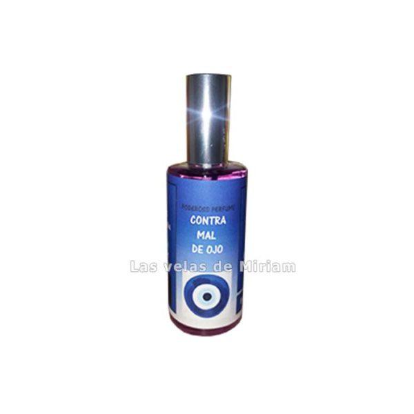 Perfume Brasil contra mal de ojo