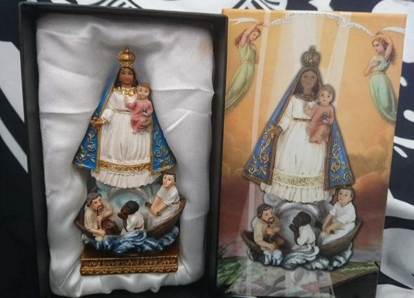 Virgen del Cobre