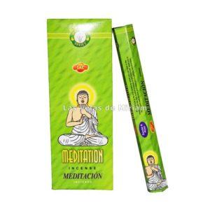 Incienso Meditación 120 varillas
