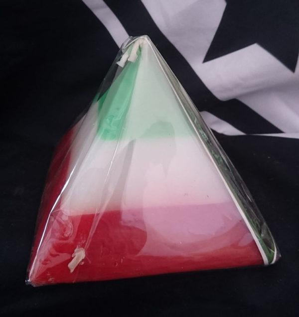 Pirámide abrecaminos