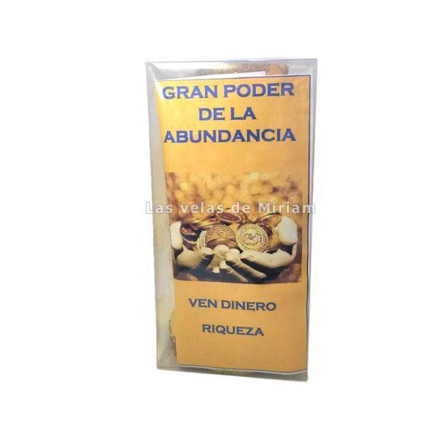 Ritual Gran poder de la abundancia