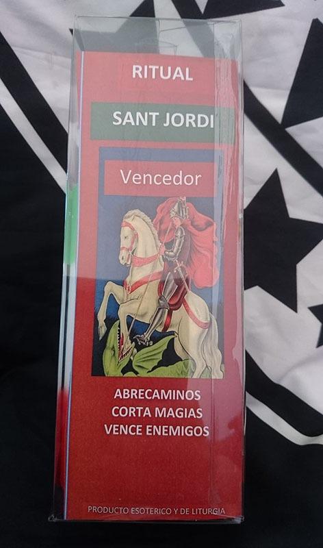 Ritual San Jorge
