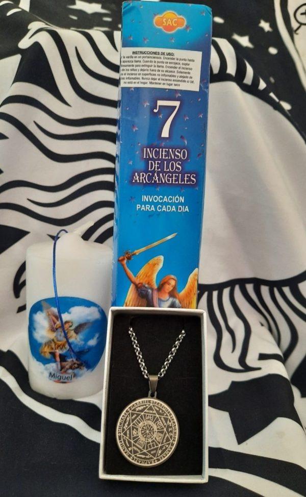 Pack 7 arcángeles