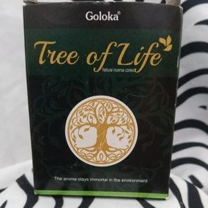 Incienso árbol de la vida Goloka