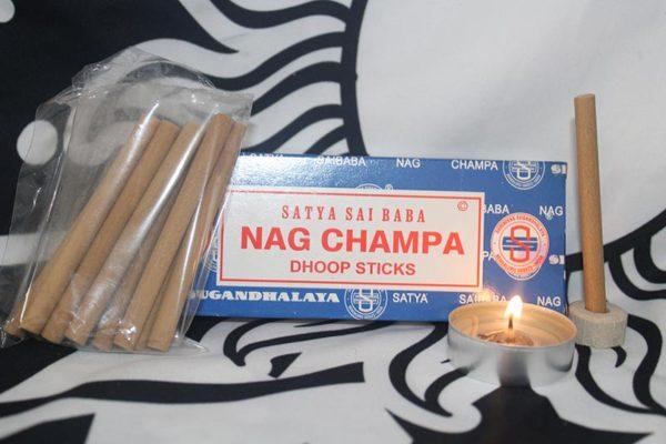 Incienso Satya Sai Baba Nag Champa droop stick