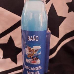 Baño jabonoso San Miguel