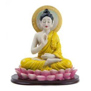 Figura Buda loto
