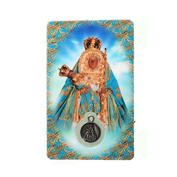 Estampa Virgen de la Candelaria
