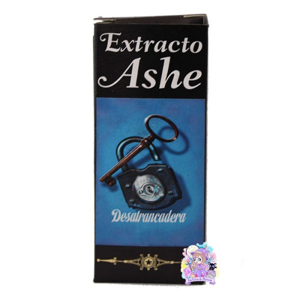 Poderoso extracto Ashe desatrancadera