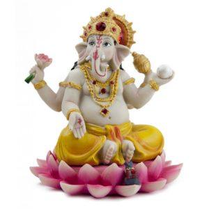 Figura Ganesh loto