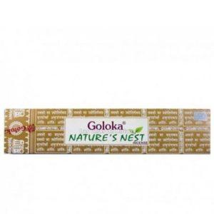 Incienso Goloka nature's nest
