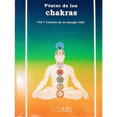 Poster 7 chakras