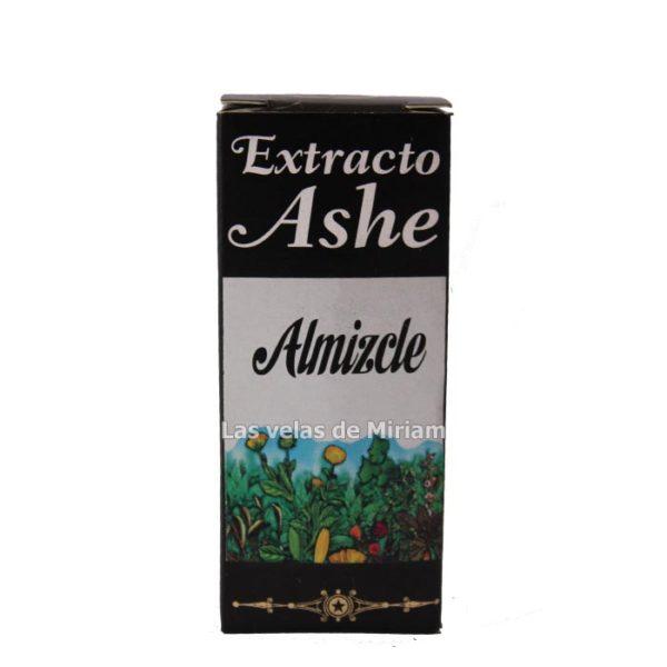 Extracto Ashe de almizcle