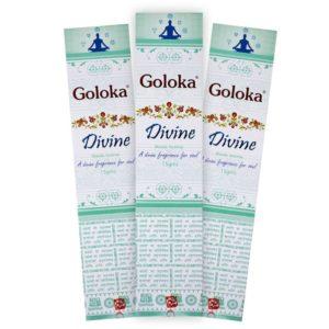 Incienso Goloka premium divine