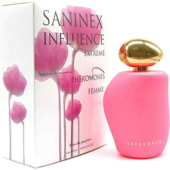 Perfume phéromonas Saninex Influence extreme
