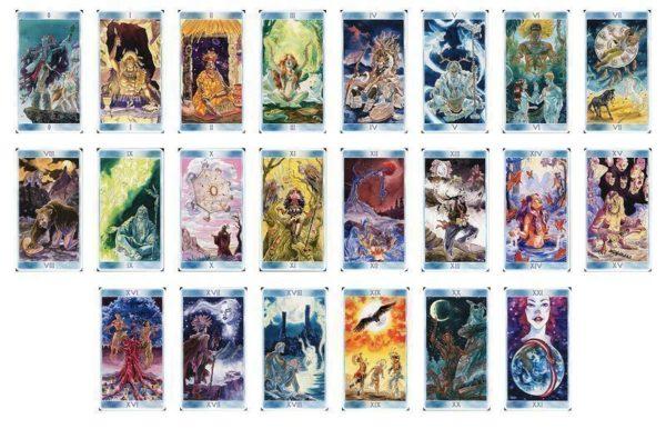 Tarot de los chamanes