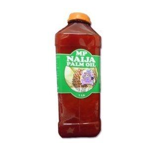 Manteca de corojo Nigeriana 1 Litro