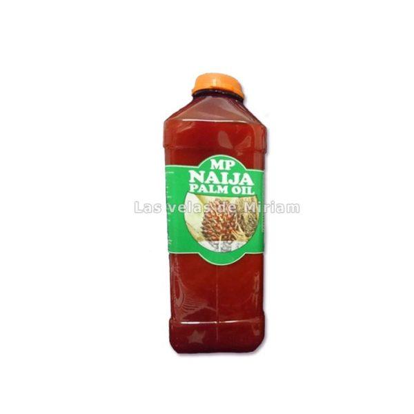 Manteca de corojo Nigeriana 1/2 Litro