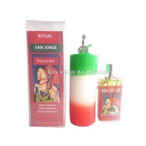 Ritual San Jorge vencedor