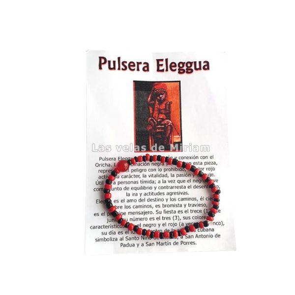 Pulsera Eleggua
