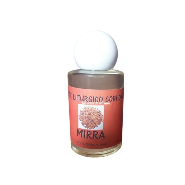 Aceite Mirra