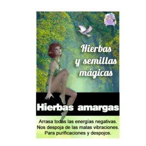 Hierbas Amargas