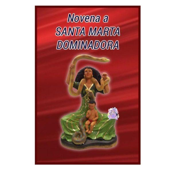 Novena Santa Marta dominadora