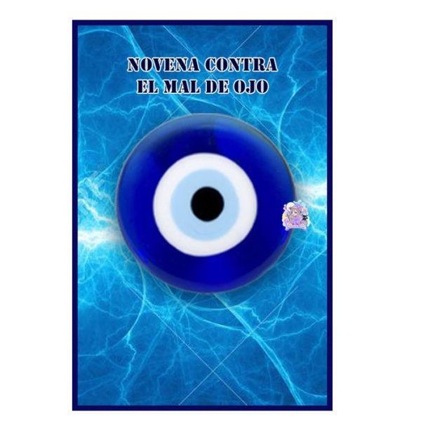 Novena contra mal de ojo