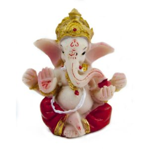 Ganesh color 6,8 cm