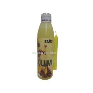 Baño jabonoso Oxum