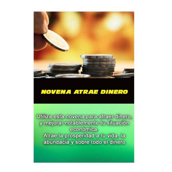 Novena atrae dinero