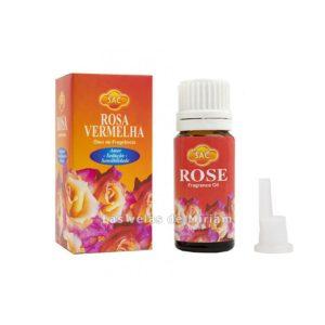 Aceite rosas