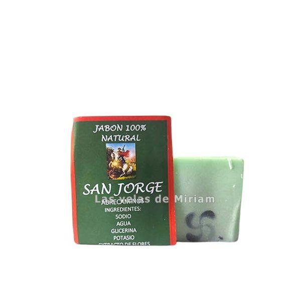 Pastilla jabón San Jorge
