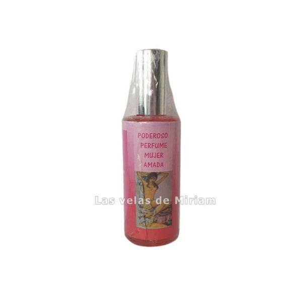Perfume Brasil mujer amada