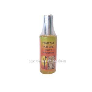 Perfume Brasil triunfo y prosperidad
