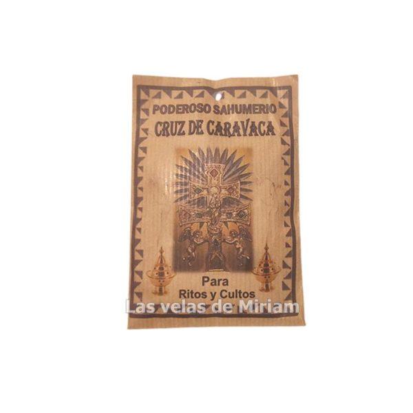 Sahumerio Cruz Caravaca