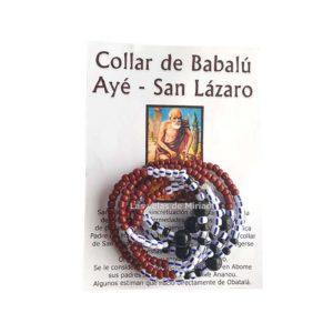 Collar de San Lázaro, Babalu Aye