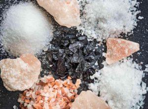 La sal en los rituales