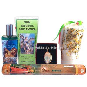 Ritual protección y defensa san Miguel arcángel