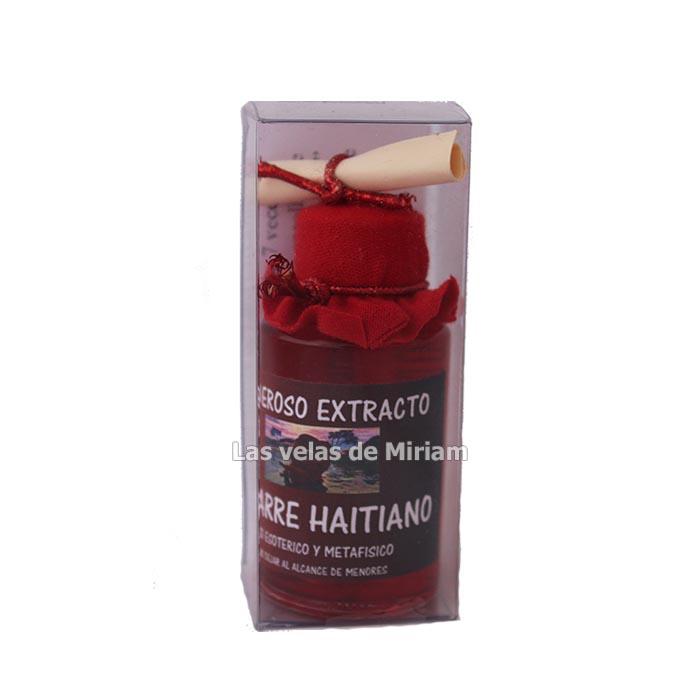 El amarre Haitiano