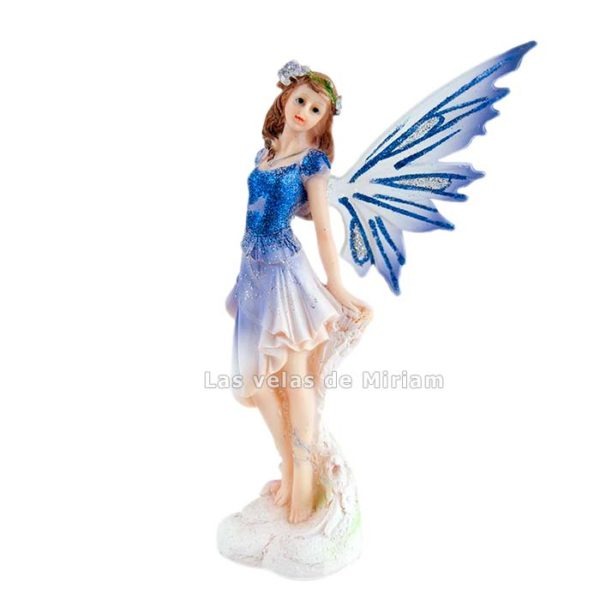 Figura de Hada azul