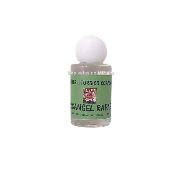 Aceite arcángel Rafael