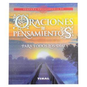 Pequeña Enciclopedia Oraciones y pensamientos para todos los días