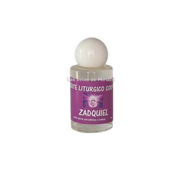Aceite arcángel Zadquiel