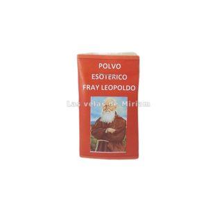 Polvo Esotérico fray Leopoldo