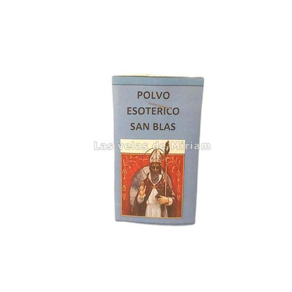 Polvo Esotérico San Blas