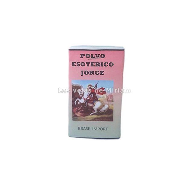 Polvo Esotérico San Jorge