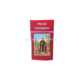 Polvo Esotérico san Martin de Porres